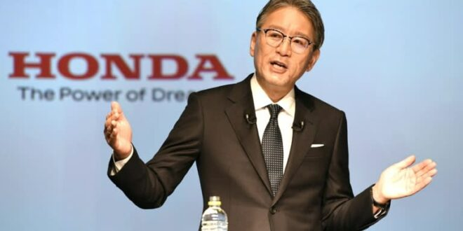 Honda to enter satellite launch business by 2030
